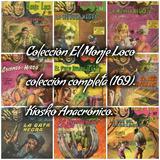 El Monje Loco Revistas. Colección Completa Antiguas Revista