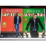 Box House 3 E 4 Temporadas 10 Dvds Dublado Lacrado