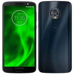 Smartphone Motorola Moto G6,câmera Traseira Dupla 12mp+,32gb