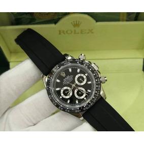 5ea89a745b3 Rolex Daytona Aço E Fundo Branco! Belissimo !! Original!! - Relógios ...