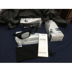 Par Óculos 3d Sony - Tdg Br250