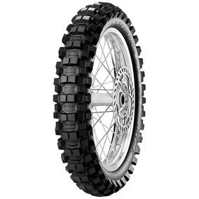 Pneu Moto Pirelli Aro 19 100/90-19 57m Traseiro Scorpion Mx