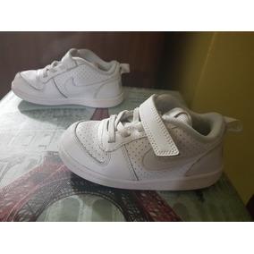 check out 7b4f5 ac001 Zapatillas Bebe Nike Con Cordones Y Abrojo Talle 25