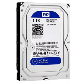 Disco Rígido Western Digital Wd Blue 1tb 7200rpm