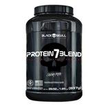 Whey Protein 7 Blend 837g - Black Skull