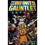 Marvel Comics, Thanos: The Infinity Gauntlet, Nº3, Español