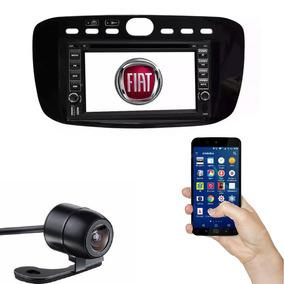 Central Multimídia Dvd Fiat Punto 2013 2014 2015 2016 2017