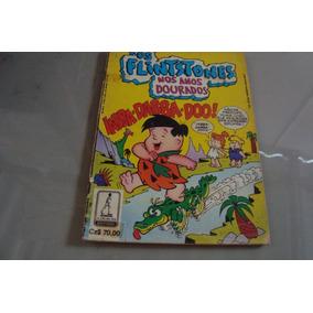 Qg= Os Flintstones Anos Dourados A Tribuna # 1 - Politicos
