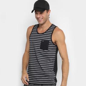 fcbf8ddfa3dca Kit Regatas Hurley - Camisetas para Masculino no Mercado Livre Brasil