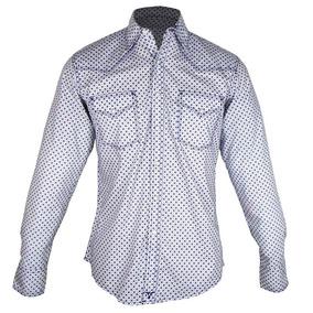 Camisa Country Masculina Wrangler - Camisa Manga Longa Masculino no ... 75a5898160a