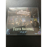 Cd+dvd Los Auténticos Decadentes/ Unplugged Fiesta Nacional