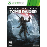 Rise Of The Tomb Raider - Xbox 360 | Vgm