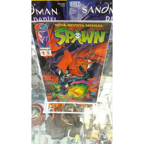 Spawn 1 Abril Jovem
