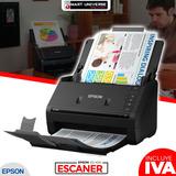 Escaner Epson Workforce Es-400 Adf Duplex 35ppm