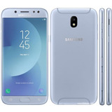 Celular Samsung J5 Pro J530g/ss Blue Silver Mf Shop
