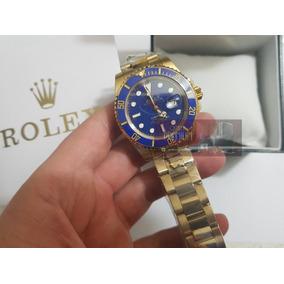 a519820002e Relógio Submariner Azul Misto Automático - Relógios no Mercado Livre ...