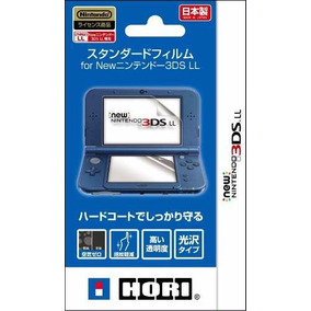 Pelicula New 3ds Xl/3ds Xl Original Hori Kit 5 Unidade