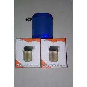 Caixinha De Som Portátil Com Bluetooth Pra Celular