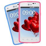 Smartphone Lg L50 D227 Tv Branco/rosa Câm 5mp (de Vitrine)