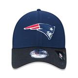 Boné New Era Aba Curva New England Patriots Shadow Tech cb0494159a6