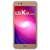 Celular Lg Power K-10 Lgm320 Tv 4g Dual - Lgm320tv.abragd