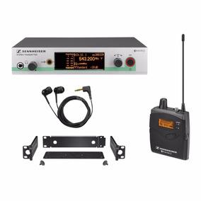 Sistema De Monitoreo, Sennheiser Ew300iemg3