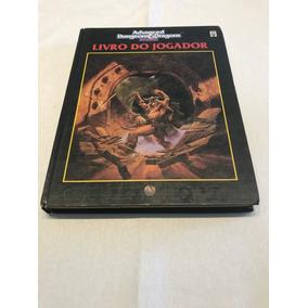 Livro Do Jogador Advanced Dungeons & Dragons Ad&d Rpg