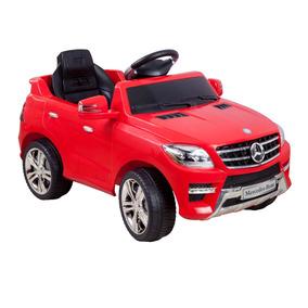 Kidscool Jeep A Bateria Mercedes Benz Rojo