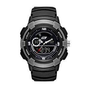Skechers - Reloj Sr1073 Quartz Plastic Casual Para Hombre