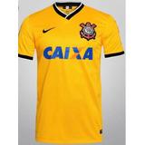 22e6e66e3122d Camisa Corinthians Nike Brt Squad Top Ss Masculina - Futebol no ...
