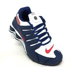 ef4e4394f00 Nike Shox Feminino Original - Nike para Feminino Azul no Mercado ...