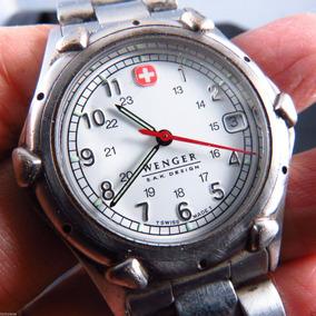 Reloj Swiss Made Sand Design Wenger Envio Gratis De Uso