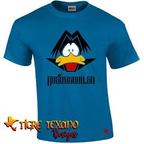 Playera Dibujos Animados Conde Pátula Tigre Texano Design ba9daabc607e7
