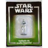 Star Wars Die Cast Metal ( Pintada A Mano ) Soldado D Asalto