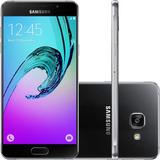 Smartphone Samsung Galaxy A5 16gb 13mp Dourado - (vitrine)