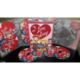 Box Dvd I Love Lucy - Dublado ( 12 Dvds - 3 Boxes )