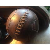 Pelota Fútbol Replica Antigua Mundial 1930 Deporte Barbacoa