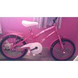 Bicicleta Infantil /rosa