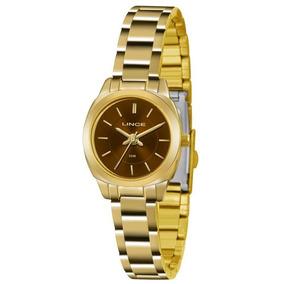add6dbae2e4 Relogio Lince Feminino Classico - Relógios De Pulso no Mercado Livre ...