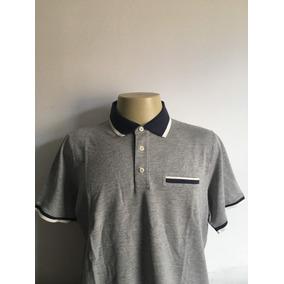 Camisa Polo Algodão Pima Peruano Brooksfield Gg Xgg Original 83e33dde7a