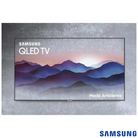 Smarttv 4k Samsung Qled 2018 55 One Connect Pvr Qn55q7fna