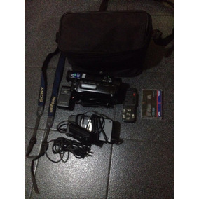 Camara De Video Sony 8
