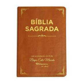 Biblia Com Anotações Do Bispo Macedo