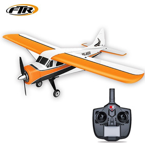 Avião Aeromodelo Controle Remoto 3d A600 5ch Motor Brushless