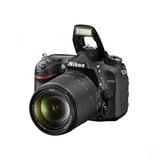 Camara Nikon D7200 Con Lente 18-140 Vr