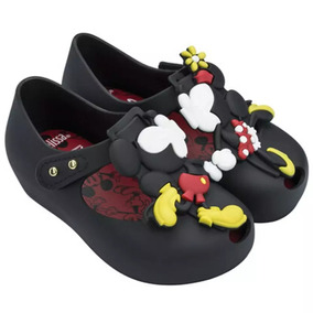 Zapatos Flats Niña Mini Melissa Mickey Minnie 13 A 18 Cm