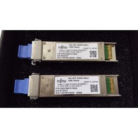 Par De Xfp 10g 80km Dwdm Fujitsu Fim31060/211w23 1558.983nm