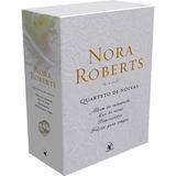 Livros - Box Quarteto De Noivas Nora Roberts