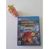 Minecraft Story Mode The Complete Adventure Ps4 Garantizado