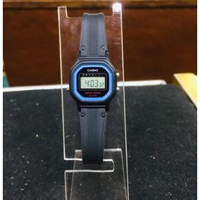 Reloj Casio Dama Negro